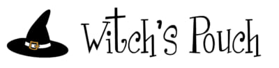 「Witch's Pouch」ロゴ