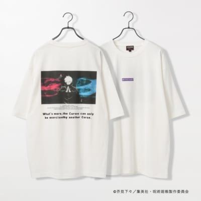 レイジブルー×TVアニメ「呪術廻戦」半袖Tシャツ