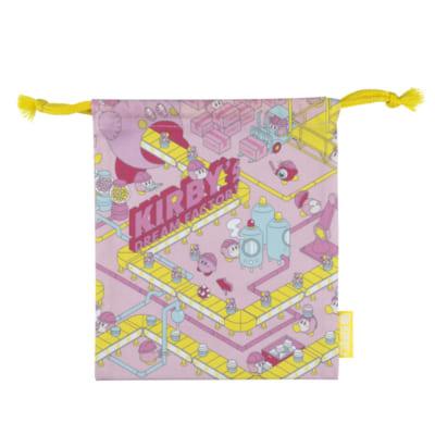 「KIRBY's DREAM FACTORY(カービィのドリームファクトリー) 」巾着S