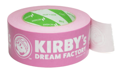 「KIRBY's DREAM FACTORY(カービィのドリームファクトリー) 」クラフトテープ