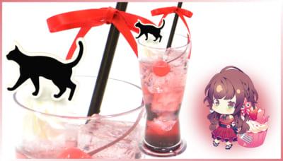 「AMNESIA」・「Collar×Malice」× アニメイトカフェ Collar×Malice アニバーサリードリンク