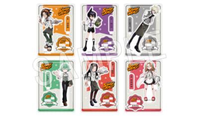 TVアニメ「SHAMAN KING」× Chugai Grace Cafe アクリルフィギュアスタンド(全6種)