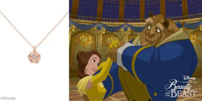 """「ユートレジャー」Blooming Tales """"Belle"""" ベル/ネックレス"""