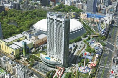 「東京ドームが見えるお部屋で!推し活宿泊プラン」
