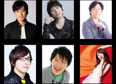 "「BLEACH Brave Souls 6周年記念""卍解""生放送!!」出演者"