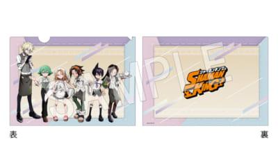 TVアニメ「SHAMAN KING」× Chugai Grace Cafe クリアファイル