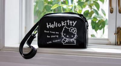 「HELLO KITTY なつかしのアイテムコレクション」付属予定アイテム:ショルダーバッグ