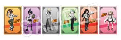 TVアニメ「SHAMAN KING」× Chugai Grace Cafe 購入特典:クリアカード