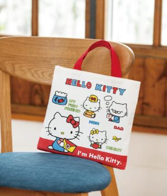 sub3「HELLO KITTY なつかしのアイテムコレクション」付属予定アイテム:手提げ袋