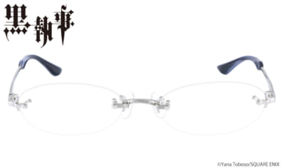 「黒執事×執事眼鏡eyemirror」セバスチャン・ミカエリス モデル