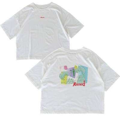 earth×らんま1/2Tシャツ