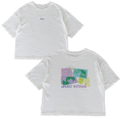 earth×うる星やつらTシャツ