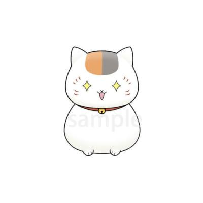ちょこりんマスコット 夏目友人帳 セット④ニャンコ先生(キラーン)