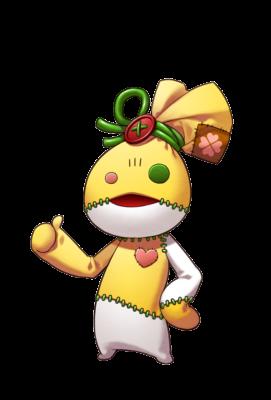「神々の悪戯 Unite Edition」メリッサ(人形):関智一さん