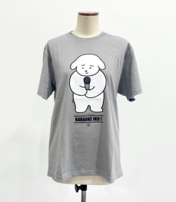 〈和山やま 描き下ろし商品〉「カラオケ行こ! 」Tシャツ