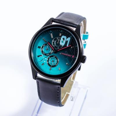 「初音ミク」×「SuperGroupies」腕時計
