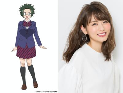 アニメ「古見さんは、コミュ症です。」PVカット:上理卑美子&藤井ゆきよさん
