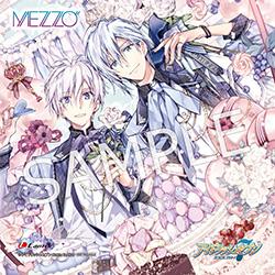 """「アイドリッシュセブン」MEZZO"""" 1st Album """"Intermezzo""""初回限定盤A 特典内容:ミニ色紙"""