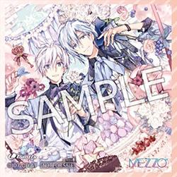 """「アイドリッシュセブン」MEZZO"""" 1st Album """"Intermezzo""""タワーレコード:正方形缶バッジ(40mm)"""