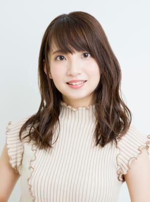 アニメ「古見さんは、コミュ症です。」中々思春役・大久保瑠美さん