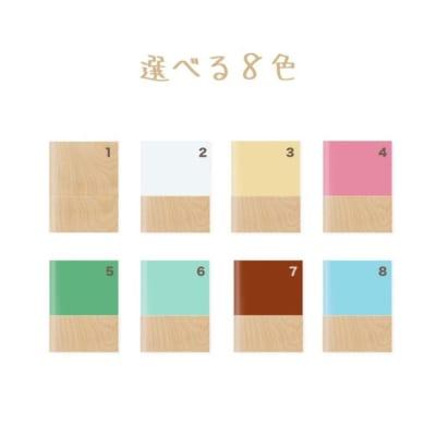 本型木製USBメモリー カラー展開