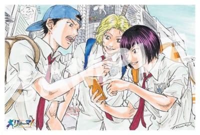 『リョーマ!The Prince of Tennis 新生劇場版テニスの王子様』エンドロール描き下ろし✭サプライズ原作ポストカード