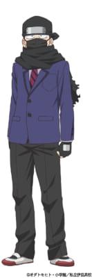 TVアニメ「古見さんは、コミュ症です。」忍野裳乃