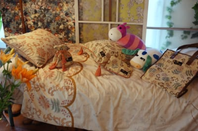 「ハウルの動く城」Howl's Sleeping room