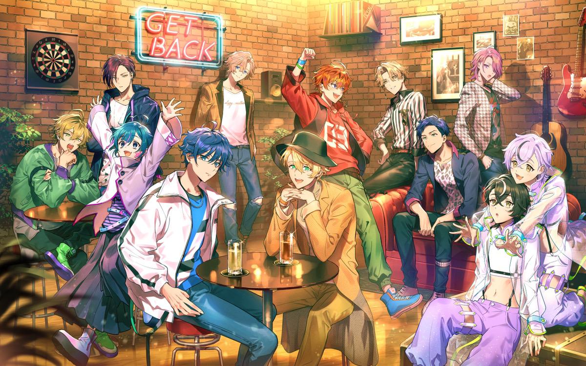 音楽プロジェクト「Live us」始動!12人の男性声優が演じるサウンドドラマ&楽曲