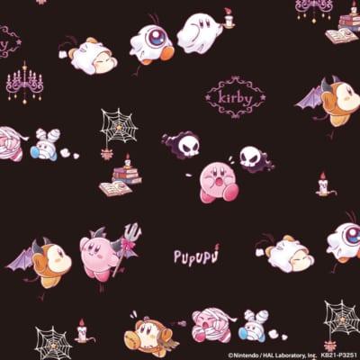 「Kirby×ITS'DEMO」KIRBYBoo!柄