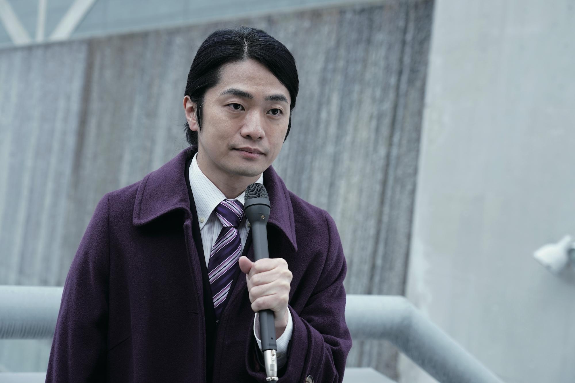 福山潤さんが「科捜研の女 -劇場版-」にアナウンサー役で登場!「張り切って演じました」