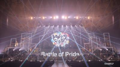 「『ヒプノシスマイク-Division Rap Battle-』Rule the Stage –Battle of Pride-」舞台写真