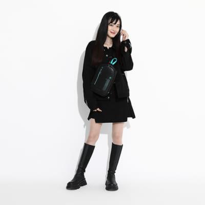 「初音ミク」×「SuperGroupies」モデル着用