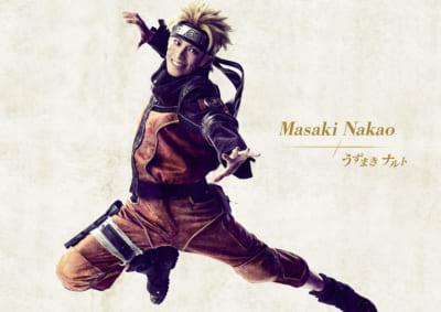 「NARUTO-ナルト-」~うずまきナルト物語~うずまきナルト:中尾暢樹さん