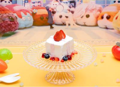「Mogu Mogu モルカー Restaurant」すべってサプライズ想いを告げる箱ケーキ