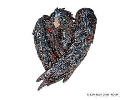 ハウルの動く城 ブローチ 鳥ハウル