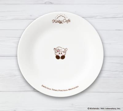 「Kirby Café(カービィカフェ)」スーベニアプレート(小)