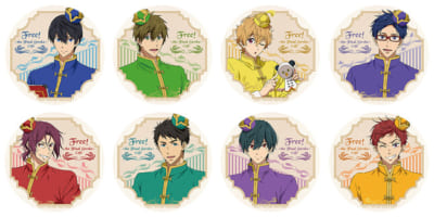 「Free!-the Final Stroke-」Special Collaboration Cafeコースター