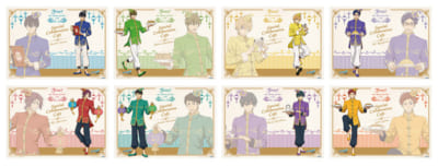 「Free!-the Final Stroke-」Special Collaboration Cafeランチョンマット