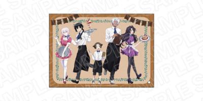 TVアニメ「ヴァニタスの手記」×「THEキャラCAFÉ」ミニアクリルアート cafe ver.