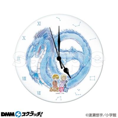 「ふしぎ遊戯 スクラッチ」A賞:アクリル時計