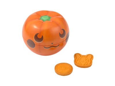「ポケットモンスター Pokémon Pumpkin Banquet」かぼちゃ風味クッキー