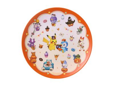 「ポケットモンスター Pokémon Pumpkin Banquet」メラミンプレート