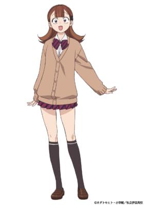 アニメ「古見さんは、コミュ症です。」山井恋(CV. 日高里菜さん)