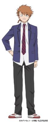 TVアニメ「古見さんは、コミュ症です。」地洗井茂夫