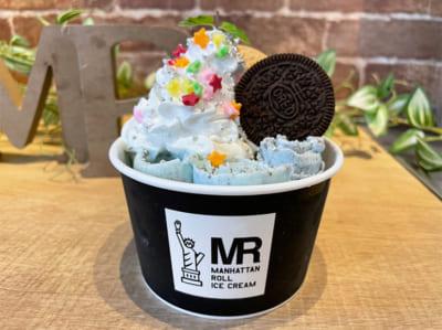 美少年探偵団×マンハッタンロールアイスクリーム美学のマナブアイス