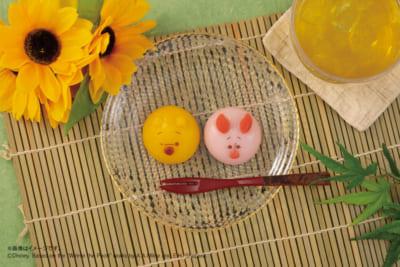 「食べマスモッチ プーさん&ピグレット」盛り付けてみた