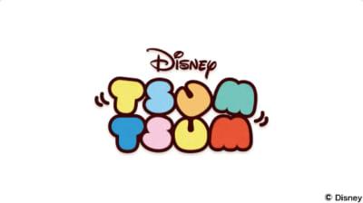 「LINE: ディズニー ツムツム」ロゴ