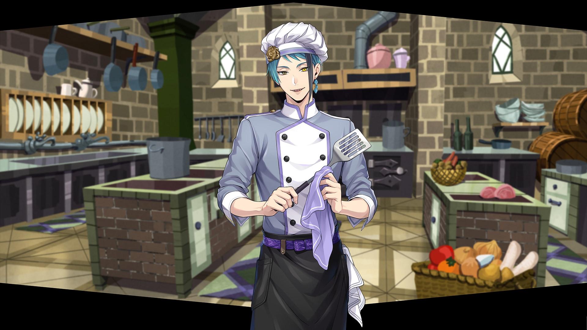 リリア先輩が料理だと…!?「ツイステ NRCマスターシェフ」SRはジェイド&リリア