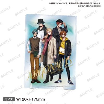 ARGONAVIS from BanG Dream!×WEGOコラボ第2弾 プレートアクリルスタンド WEGOver. vol.2